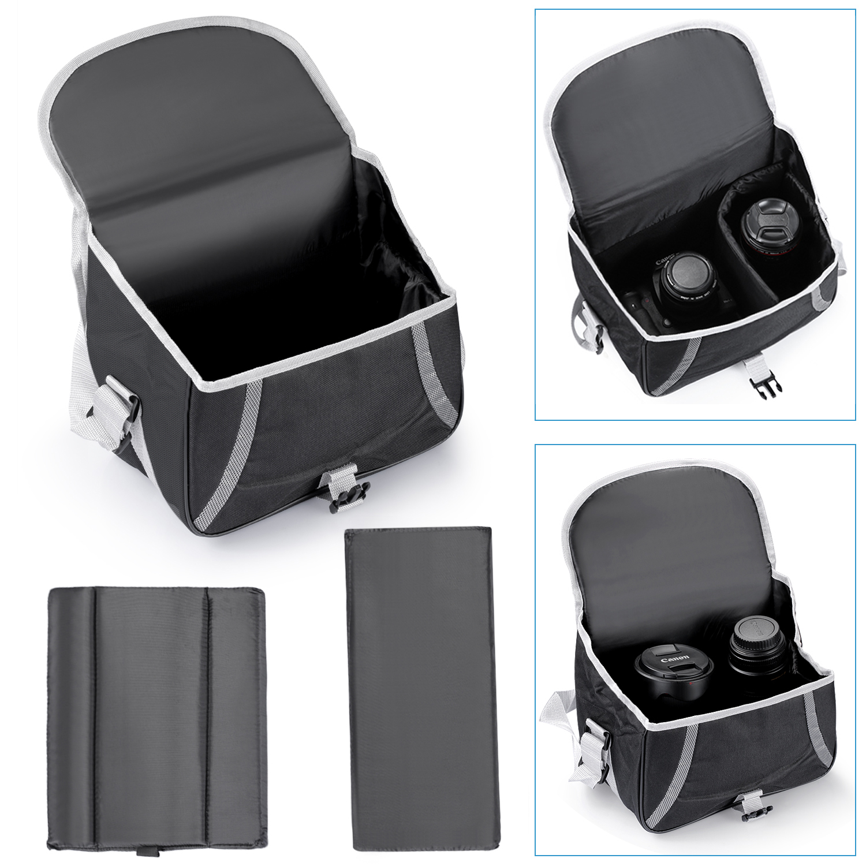 Carrying-Case-Bag-for-DSLR-Canon-EOS-Rebel-T3i-T3-600D