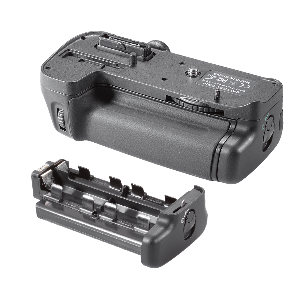 Pro-Multi-power-Battery-Grip-Pack-For-Nikon-D7000-DSLR-Camera-MB-D11