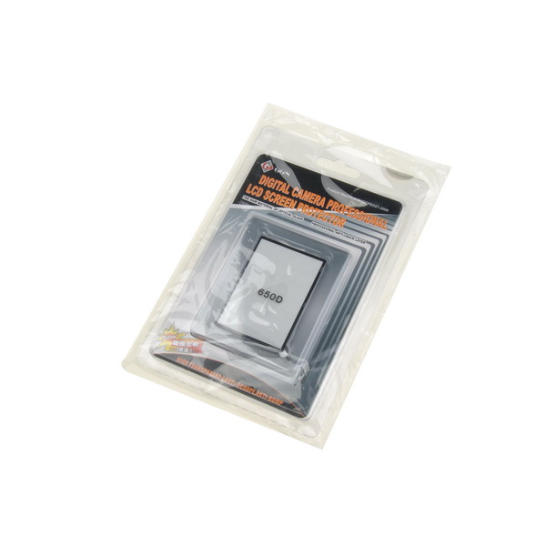 GGS Optical Glass LCD Screen Protector for Canon EOS 650D / Rebel T4i