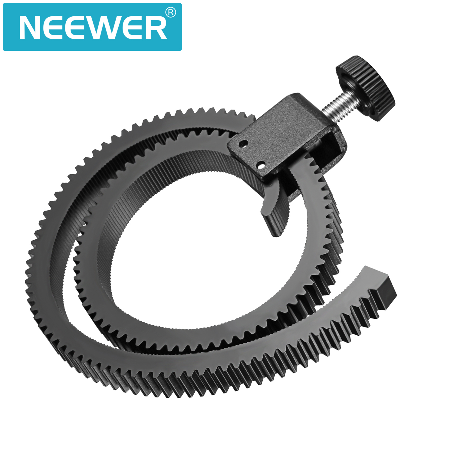 Adjustable Follow Focus Gear Ring Belt for DSLR Lenses ...