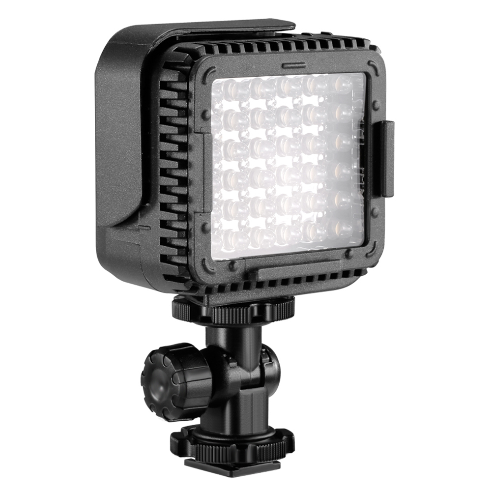 Neewer CN-LUX360 Dimmable LED Video Light Lamp F Canon