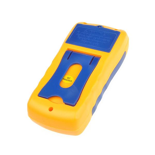 Hand Held Ohmmeter : A l mini pocket hand held digital multimeter volt ohm