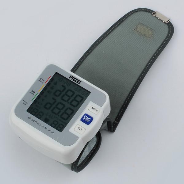 blood pressure wrist machine