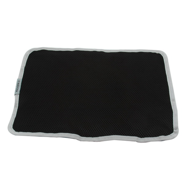 foldable cooling pad cool ice chair seat mat cushion pad. Black Bedroom Furniture Sets. Home Design Ideas