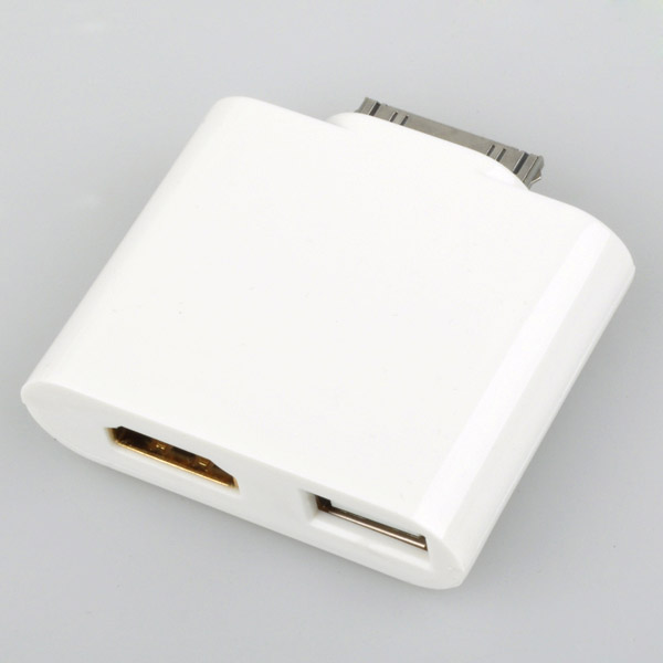 iphone to hdmi adapter. compatible with: iphone 4 iphone to hdmi adapter i