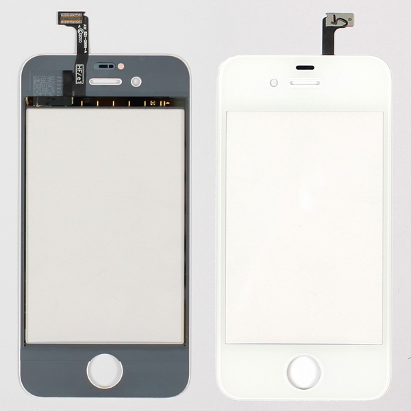 iphone 4s glass replacement white touch screen glass digitizer replacement for iphone 14434